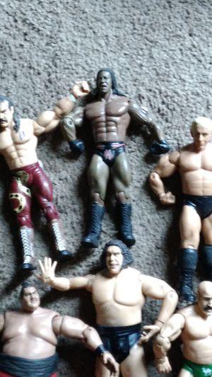 Jaxxs wwf wrestlers for Sale in Hastings, NE