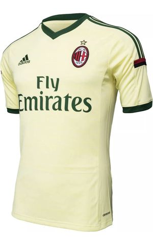 adidas AC Milan 3rd soccer football Jersey 2014-2015 - M for Sale in Beaverton, OR