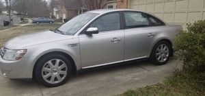 2008 Ford Taurus 240 on the dash still runs like new $2250 obo come check it out for Sale in Hyattsville, MD