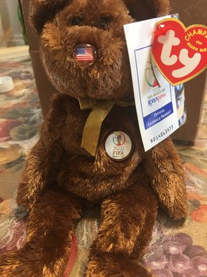 2002 FIFA World Cup Korea/Japan Beanie Baby for Sale in Oceanside, NY