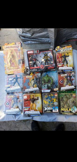 MARVEL LEGENDS.. for Sale in Los Angeles, CA