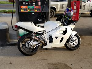 97 gsxr 750.. trade only for 4wheeler for Sale in Charles Town, WV