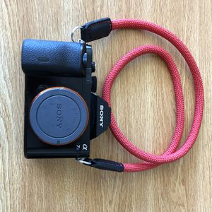 Sony a7s w/ Set of 5 Vintage Lenses, EF Adapter, and Carrying Bag for Sale in Los Angeles, CA