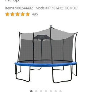 14ft Trampoline for Sale in West Sacramento, CA