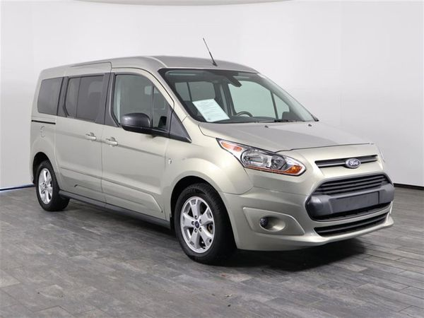 2016 Ford Transit Connect Wagon