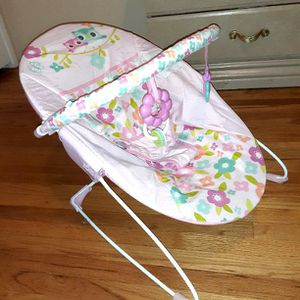 FREE Owl Bouncer for Baby Girl for Sale in La Mirada, CA