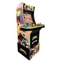 Teenage Mutant Ninja Turtles Arcade LCD Machine Joystick Classic Gaming Console System Konamis for Sale in Toledo, OH