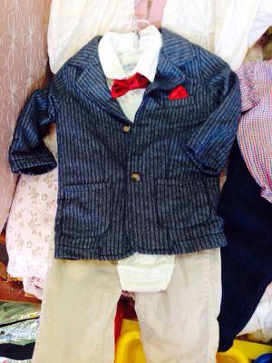 Baby boys dapper clothing for Sale in Saint Clair Shores, MI