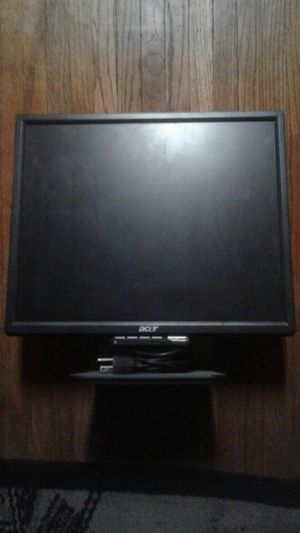 ACER Computer Monitor for Sale in Terre Haute, IN