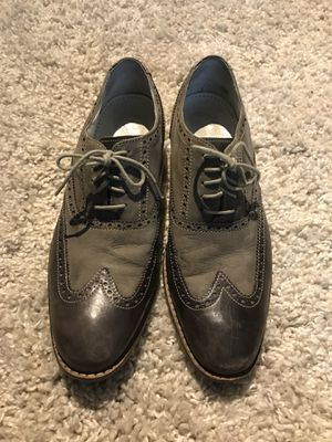 Cole Haan Wingtip Dress Shoes - Size 9 for Sale in Seattle, WA
