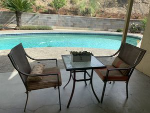 Patio table chairs set for Sale in San Jose, CA