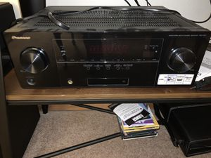 Pioneer vsx-921 and Polk audio surround for Sale in Everett, WA