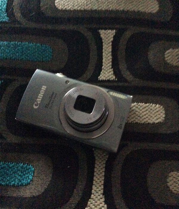 Canon power shot elph 160
