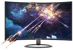 """Sceptre 27"""" Curved LED Monitor for Sale in Lakewood, WA"""