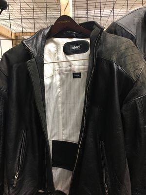 BMW Leather Kevlar Motorcycle Jacket for Sale in West Chester, PA