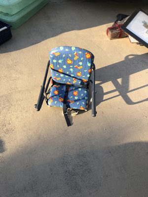 Table toddler seat for Sale in Cape Coral, FL