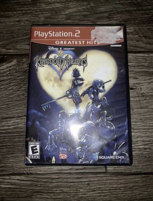 Kingdom Hearts For PS2 for Sale in Taylorsville, UT