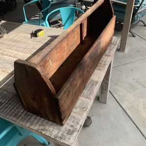 Antique Tool Caddy For Handyman for Sale in Yorba Linda, CA