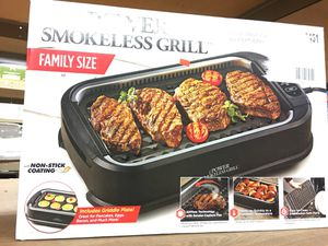 Power Smoke less Grill for Sale in Ontario, CA