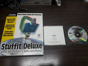 Stufflt Deluxe pack for Sale in Los Angeles, CA