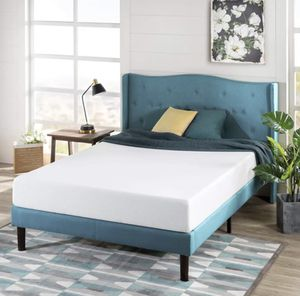 "Zinus 8"" memory foam bed for Sale in Bakersfield, CA"
