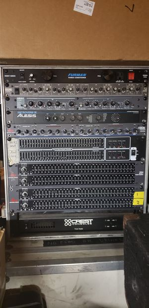 Pro Audio Rack Gear DBX,Rane for Sale in West Dundee, IL