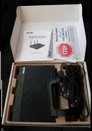 Asus Super fast internet modem paid $120 ac1750 gigabit for Sale in Seattle, WA