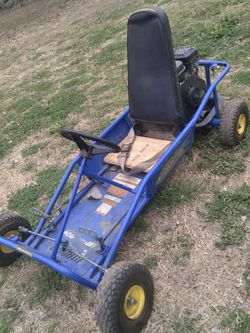 4.0hp Kids Go Kart (Running) $250 Firm for Sale in Dallas,  TX
