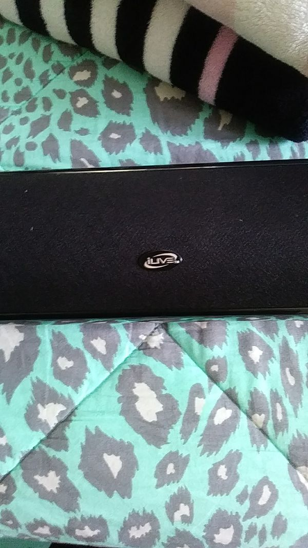 "iLive 37"" Sound bar"