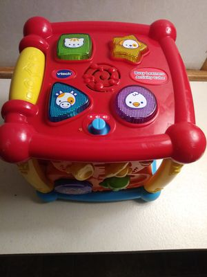 Vtech Activity Cube for Sale in Reidsville, NC
