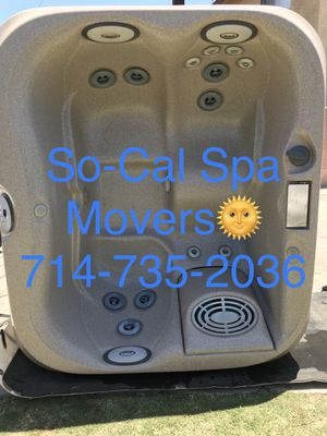 Hot Tub Jacuzzi Spa relocation removal for Sale in La Habra Heights, CA