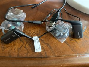 Sony Bluetooth Wireless Sports Headset for Sale in Fontana, CA