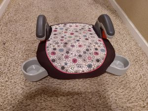 GRACO BACKLESS BOOSTER SEAT for Sale in Dallas, TX