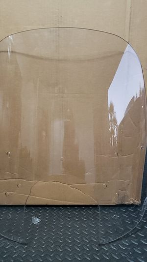 Triumph motorcycle roadster windshield blade for Sale in Las Vegas, NV
