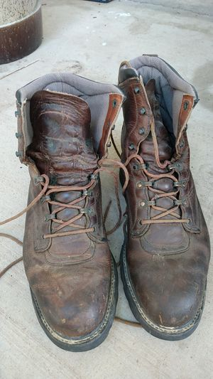 Red Wing Work Boots for Sale in Tucson, AZ