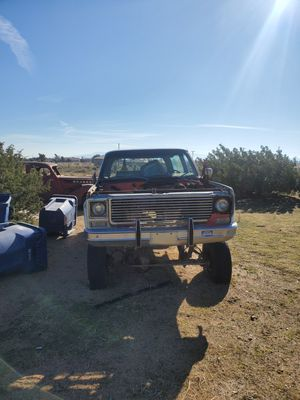 1973 Chevrolet Blazer K5 for Sale in Phelan, CA