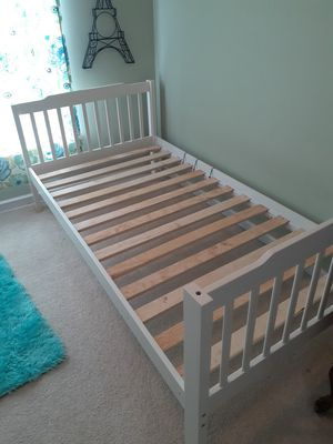 White twin bunk beds for Sale in Concord, NC