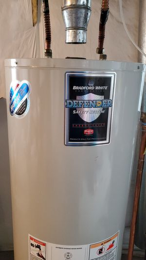 50 gal water heater gas 40000 btu for Sale in Denver, CO