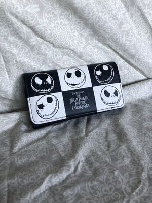 Nightmare before Christmas wallet for Sale in Oxnard, CA