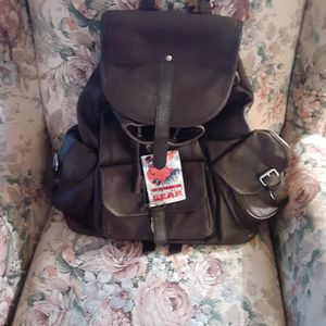 Backpack Leather Marlboro for Sale in Indianapolis, IN