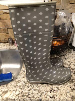 Rain Boots Size 6 for Sale in La Mesa, CA