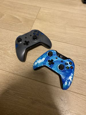 Xbox one controllers for Sale in Seattle, WA