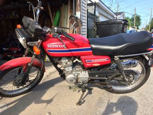Honda CB125s motorcycle for Sale in Chicago, IL