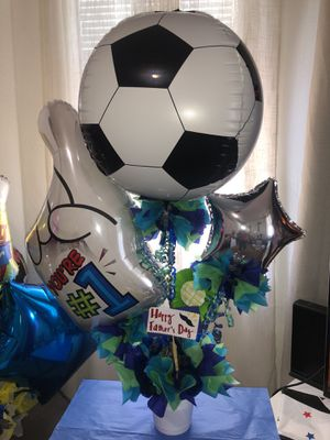 Balloon Arrangement for Father's Day ! for Sale in Pinole, CA