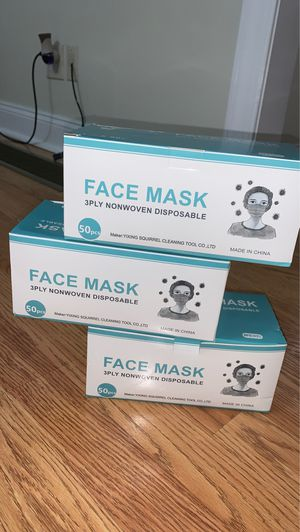 FACE MASKS!!$30 FOR ALL for Sale in Philadelphia, PA