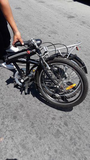 Shimano Folding bike 6 speed for Sale in San Jose, CA