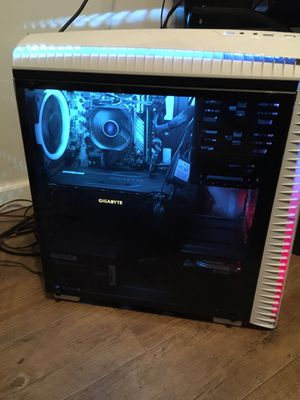 Ibuypower Gaming Computer Bundle 1TB HDD (Includes curved Monitor, keyboard, and mouse) 222 SSD for Sale in St. Louis, MO