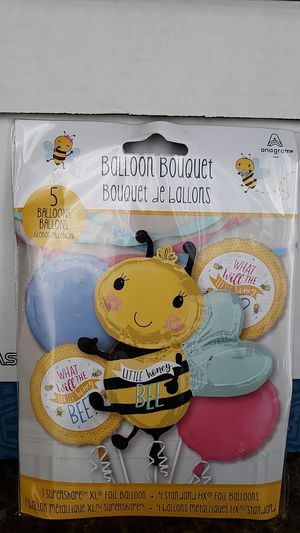 Balloon Bouquet for Sale in Ypsilanti, MI