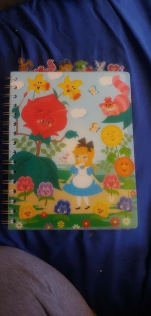 Brand new- Disney's Alice In Wonderland Journal for Sale in Vacaville, CA