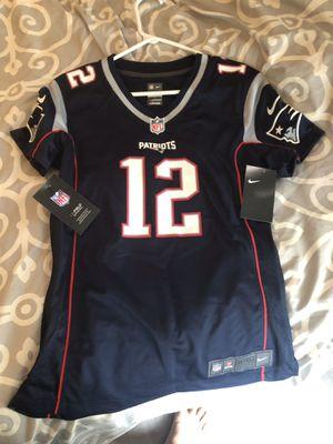 New England Patriots Women's Size Small Tom Brady Nike NFL Jersey for Sale in Oviedo, FL